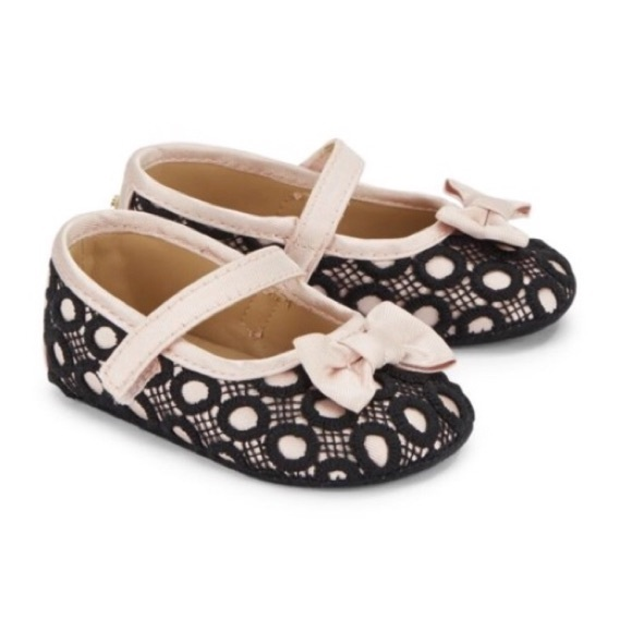 ebf4bc3a643f kate spade Other - Kate Spade New York Baby Mary Jane Slippers (NIB!)